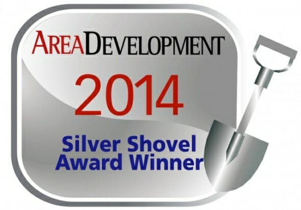 Silver Shovel Award