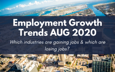 John Blog Employment Growth Trends August 2020