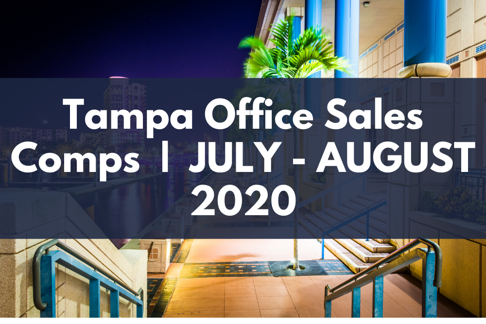 Tampa Office Sales Comp by John Milsaps