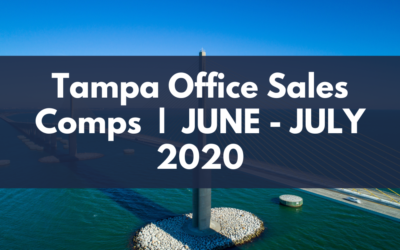 John Milsaps Sales Comps June-July 2020