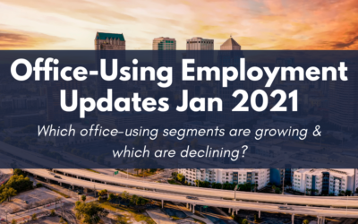 John Milsaps Office-Using Employment Update Jan 2021