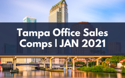 Tampa Office Sales Comps JAN 2021 by John Milsaps